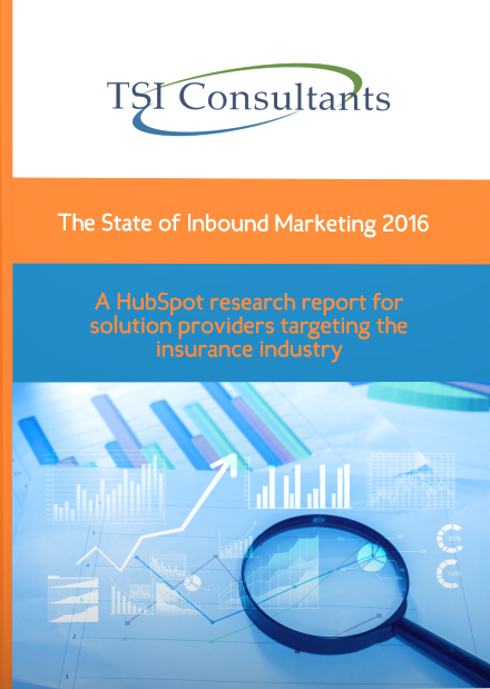 The State of Inbound Marketing 2016